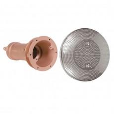Устройство водозабора DN 50 из бронзы,2 вн.р., с накл. из нерж.стали 316L  200 мм FitStar