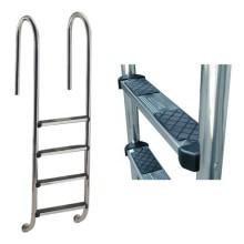 Лестница Wall со ступеньками Luxe