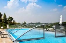 IDEALCOVER павильоны для бассейнов