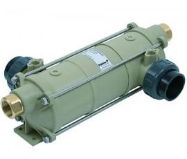 Теплообменник 40 кВт Pahlen HI-TEMP из термостойкого пластика с титановой спиралью